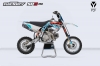 Od 14 lat - Pit Bike YCF FACTORY SP3 F190