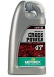 Motorex olej cross power 4t 10w/50